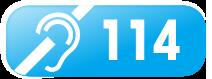 Urgences malentendants 114