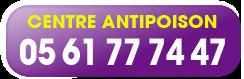 Centre antipoison 05 61 77 74 47